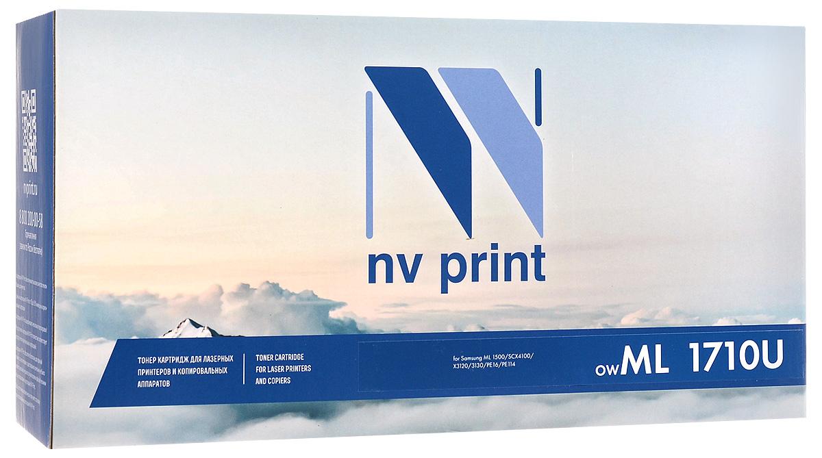 NV Print ML-1710UNIV, Black тонер-картридж для Samsung ML-1500/1710/SCX-4016/4100/SF-560/750/Xerox Phaser 3115/3116/3120/3121/3130/PE16/PE114/PE115/Ricoh AC104/H293/Lexmark X21ML-1710UNIVСовместимый лазерный картридж NV Print для печатающих устройств Samsung/Xerox/Ricoh/Lexmark - это альтернатива приобретению оригинальных расходных материалов. При этом качество печати остается высоким. Картридж обеспечивает повышенную чёткость чёрного текста и плавность переходов оттенков серого цвета и полутонов, позволяет отображать мельчайшие детали изображения. Лазерные принтеры, копировальные аппараты и МФУ являются более выгодными в печати, чем струйные устройства, так как лазерных картриджей хватает на значительно большее количество отпечатков, чем обычных. Для печати в данном случае используются не чернила, а тонер.