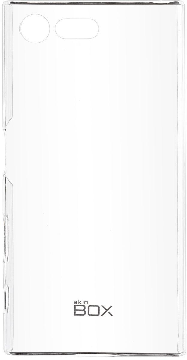 Skinbox Crystal 4People чехол для Sony Xperia X Compact, Transparent2000000102719Чехол Skinbox для Sony Xperia X Compact надежно защищает ваш смартфон от внешних воздействий, грязи, пыли, брызг. Он также поможет при ударах и падениях, не позволив образоваться на корпусе царапинам и потертостям. Чехол обеспечивает свободный доступ ко всем функциональным кнопкам смартфона и камере. Чехол Skinbox - это стильная и элегантная деталь вашего образа, которая всегда обращает на себя внимание среди множества вещей.