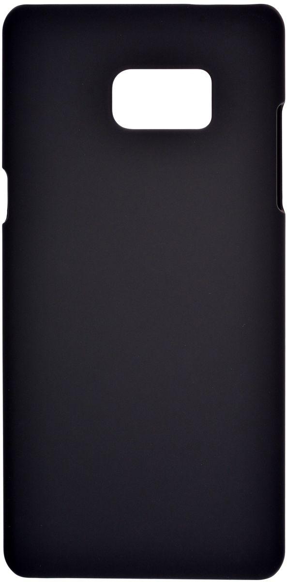 Skinbox 4People чехол для Samsung Galaxy Note 7, Black2000000102665Чехол-накладка Skinbox 4People для Samsung Galaxy Note 7 бережно и надежно защитит ваш смартфон от пыли, грязи, царапин и других повреждений. Выполнен из высококачественного поликарбоната, плотно прилегает и не скользит в руках. Чехол-накладка оставляет свободным доступ ко всем разъемам и кнопкам устройства.