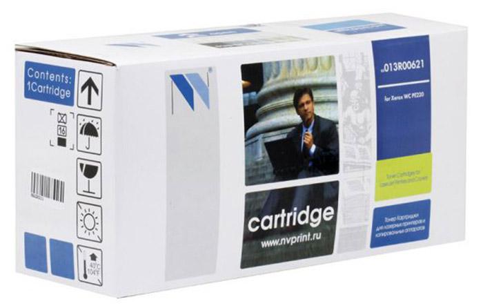 NV Print 013R00621, Black тонер-картридж для Xerox WC PE220NV-013R00621Совместимый лазерный картридж NV Print 013R00621 для печатающих устройств Xerox WC - это альтернатива приобретению оригинальных расходных материалов. При этом качество печати остается высоким. Картридж обеспечивает повышенную чёткость чёрного текста и плавность переходов оттенков серого цвета и полутонов, позволяет отображать мельчайшие детали изображения. Лазерные принтеры, копировальные аппараты и МФУ являются более выгодными в печати, чем струйные устройства, так как лазерных картриджей хватает на значительно большее количество отпечатков, чем обычных. Для печати в данном случае используются не чернила, а тонер.