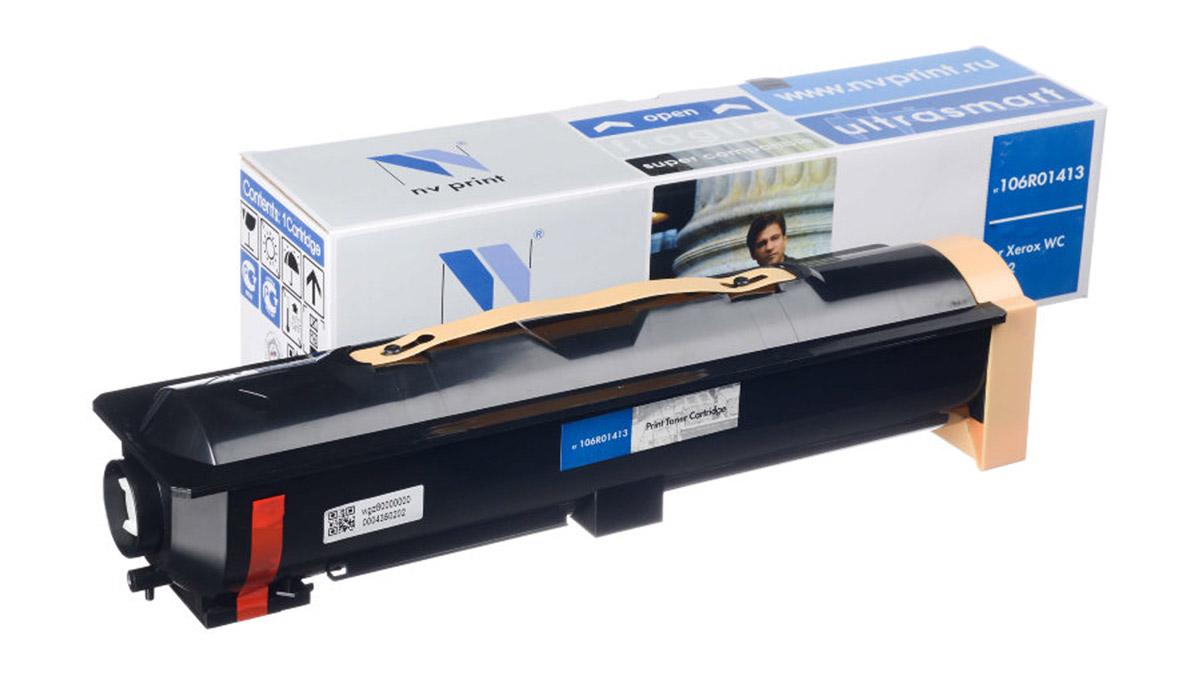 NV Print 106R01413, Black тонер-картридж для Xerox WC 5222NV-106R01413Совместимый лазерный картридж NV Print 106R01413 для печатающих устройств Xerox - это альтернатива приобретению оригинальных расходных материалов. При этом качество печати остается высоким. Картридж обеспечивает повышенную чёткость чёрного текста и плавность переходов оттенков серого цвета и полутонов, позволяет отображать мельчайшие детали изображения. Лазерные принтеры, копировальные аппараты и МФУ являются более выгодными в печати, чем струйные устройства, так как лазерных картриджей хватает на значительно большее количество отпечатков, чем обычных. Для печати в данном случае используются не чернила, а тонер.