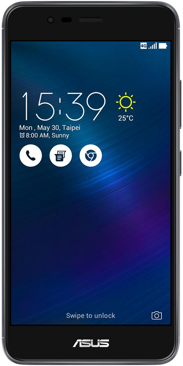 ASUS ZenFone 3 Max ZC520TL, Grey (90AX0086-M00310)90AX0086-M00310Вы живете активной жизнью, а ваш смартфон к середине дня уже разряжен? Тогда вам нужен новый ZenFone 3 Max. Аккумулятор емкостью 4100 мАч позволит пользоваться этим смартфоном с раннего утра до поздней ночи. Работайте продуктивнее, и развлекайтесь ярче – ZenFone 3 Max поможет вам жить еще активнее! С новым 5,2-дюймовым ZenFone 3 Max вам больше не придется беспокоиться о том, что у вас сядет смартфон в самый неподходящий момент. Благодаря большой емкости аккумулятора (4100 мАч), ZenFone 3 Max может работать до 30 дней в режиме ожидания. Чем больше емкость аккумулятора, тем больше пользы от смартфона, ведь каждый хочет получить максимум от своего мобильного устройства, не прибегая к подзарядке: пролистать больше веб-сайтов, просмотреть больше видеороликов и пообщаться с большим числом друзей, чем при использовании обычных смартфонов. Емкости аккумулятора в современном смартфоне никогда не бывает много. Именно поэтому инженеры компании ASUS...