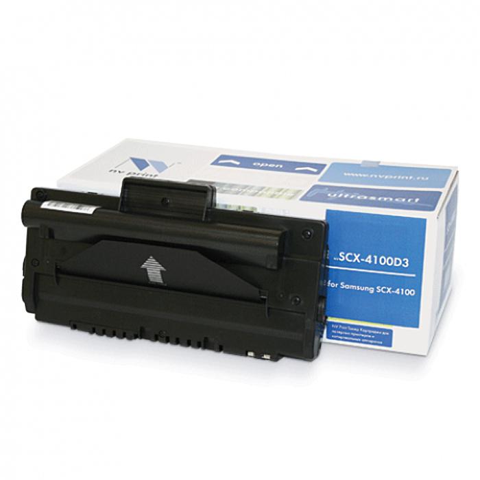 NV Print SCX4100D3, Black тонер-картридж для Samsung SCX-4100NV-SCX4100D3Совместимый лазерный картридж NV Print SCX4100D3 для печатающих устройств Samsung - это альтернатива приобретению оригинальных расходных материалов. При этом качество печати остается высоким. Картридж обеспечивает повышенную чёткость чёрного текста и плавность переходов оттенков серого цвета и полутонов, позволяет отображать мельчайшие детали изображения. Лазерные принтеры, копировальные аппараты и МФУ являются более выгодными в печати, чем струйные устройства, так как лазерных картриджей хватает на значительно большее количество отпечатков, чем обычных. Для печати в данном случае используются не чернила, а тонер.