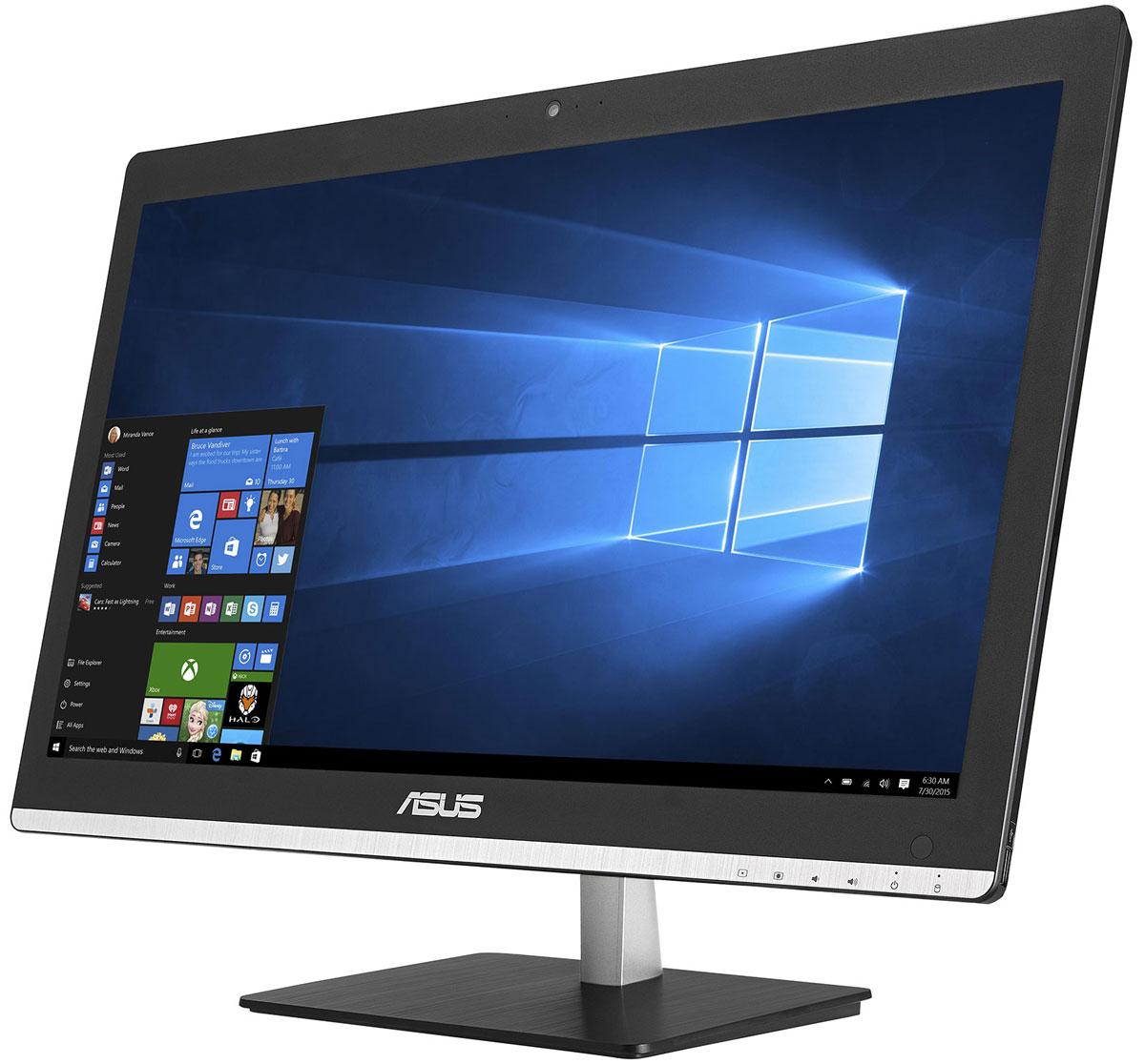Asus Vivo AiO V220IBUK, Black моноблок (V220IBUK-BC080X)