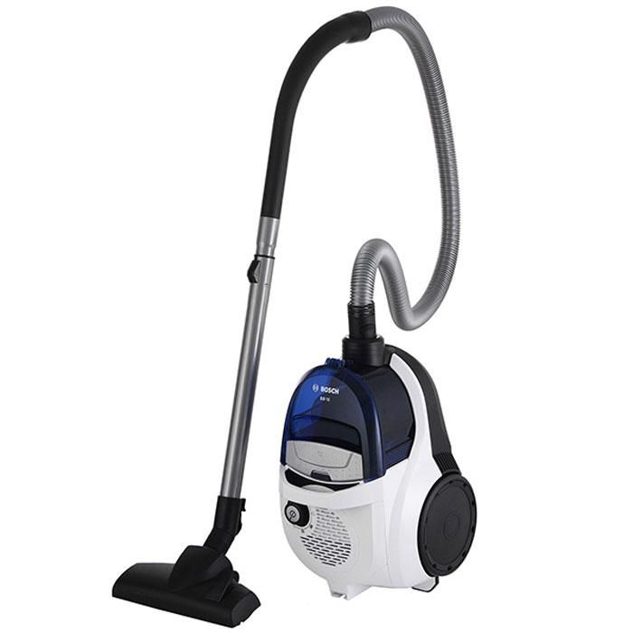 Bosch BGS11703, White Blue пылесос