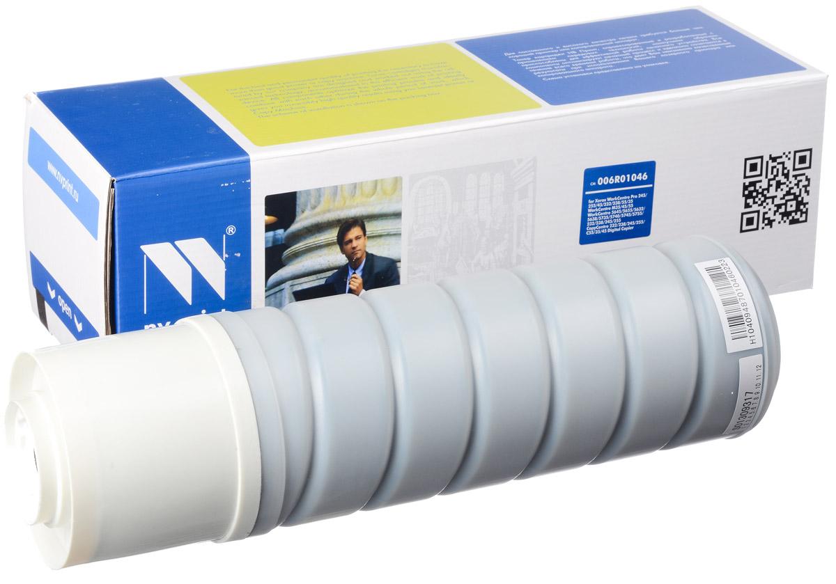 NV Print 006R01046, Black тонер-картридж для Xerox WC 232/245/255/55/5632NV-006R01046Совместимый лазерный картриджNV Print 006R01046 для печатающих устройств Xerox - это альтернатива приобретению оригинальных расходных материалов. При этом качество печати остается высоким. Картридж обеспечивает повышенную чёткость чёрного текста и плавность переходов оттенков серого цвета и полутонов, позволяет отображать мельчайшие детали изображения. Лазерные принтеры, копировальные аппараты и МФУ являются более выгодными в печати, чем струйные устройства, так как лазерных картриджей хватает на значительно большее количество отпечатков, чем обычных. Для печати в данном случае используются не чернила, а тонер.