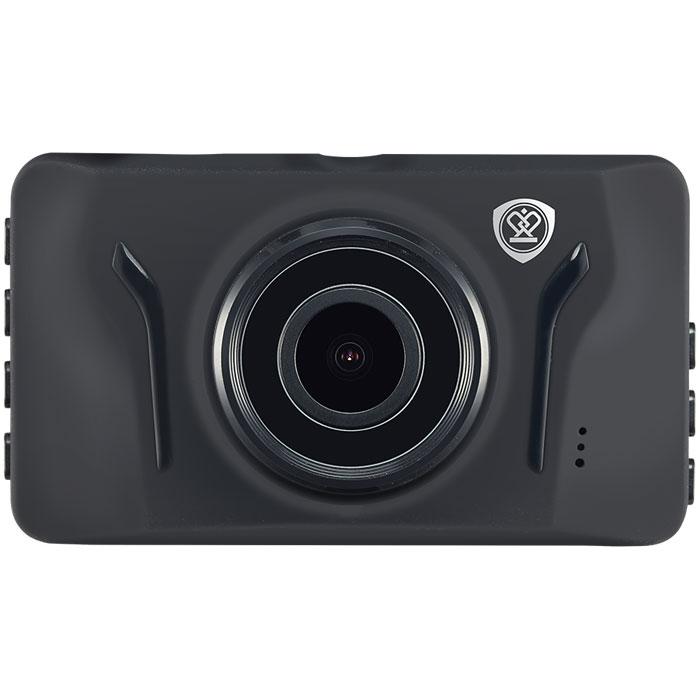 Prestigio PCDVRR525, Black видеорегистраторPCDVRR525Всегда оставайся осведомленным о ситуации на дороге с новым Prestigio RoadRunner 525. Устройство оснащено G-сенсором, который автоматически сохраняет видеозапись, когда фиксирует внезапное столкновение, а циклическая запись гарантирует непрерывную съемку. Записывайте видео высокого качества с разрешением Full HD 1080p, кристально чистым звуком и изображением. 3-дюймовый экран позволяет воспроизвести видео мгновенно, а так же установить все необходимые настройки, такие как расширение видеозаписи или длительность цикличной записи. Угол обзора 120 градусов позволяет охватить больше деталей. Циклическая система записи означает, что видеорегистратор не прекращает записывать видео, даже когда карта памяти полностью заполнена. Он автоматически начинает записывать новые файлы поверх старых, таким образом, запись ведётся непрерывно. Когда акселерометр фиксирует внезапное ускорение, резкое торможение или столкновение, то текущий файл, ...