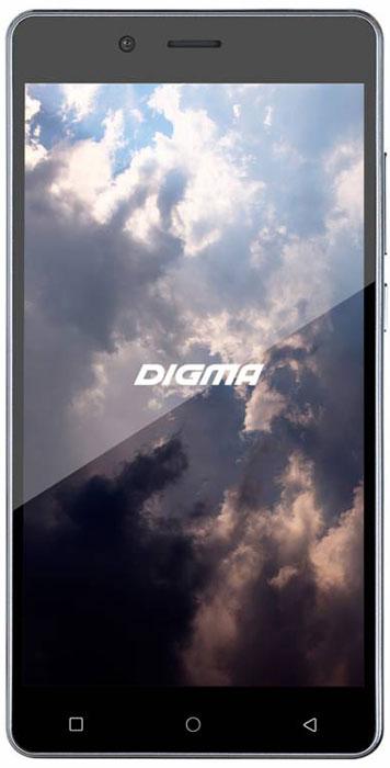 Digma Vox S502F 3G, Grey Titan