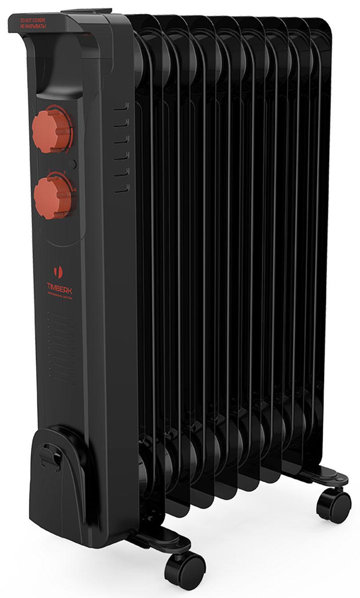 Timberk TOR 21.2512 BCL радиатор масляныйCB 090Масляный радиатор Timberk TOR 21.2512 BCL имеет классический тип секций и элегантный дизайн. Колесики предназначены для удобного перемещения обогревателя. Радиатор оборудован устройством для намотки сетевого шнура и имеет три ступени мощности нагрева, а также встроенный регулируемый термостат. Timberk TOR 21.2512 BCL снабжен механизмом защиты от перегрева и замерзания и технологией STEEL SAFETY, которая исключает проблему утечки масла и гарантирует высочайшую надежность устройства.
