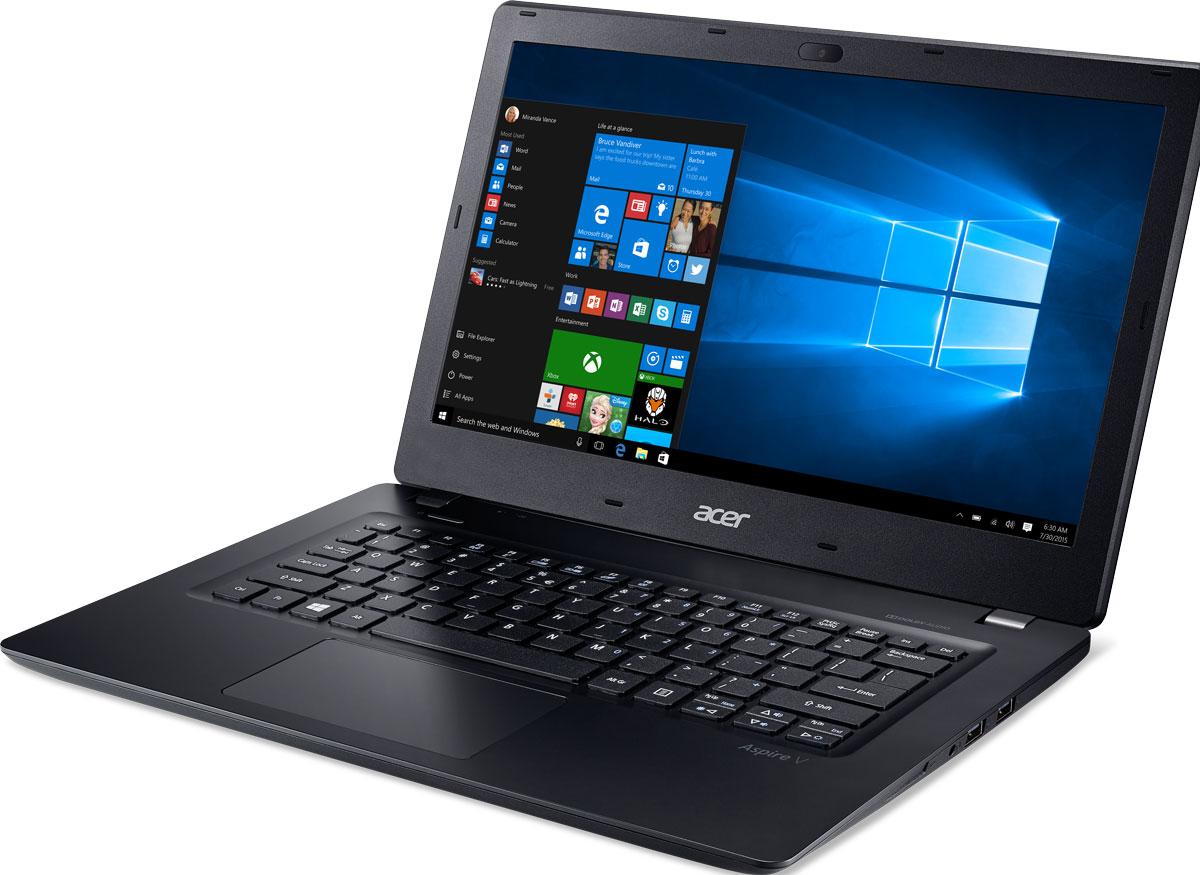 Acer Aspire V3-372, Black (V3-372-76HX)