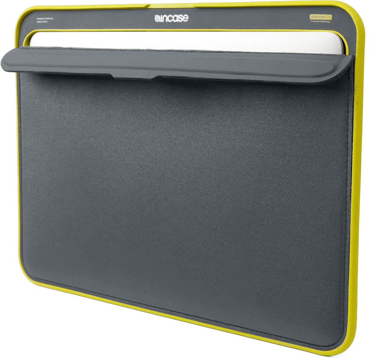 "Incase Icon Sleeve чехол для Apple MacBook Air 13"", Gray Lumen"