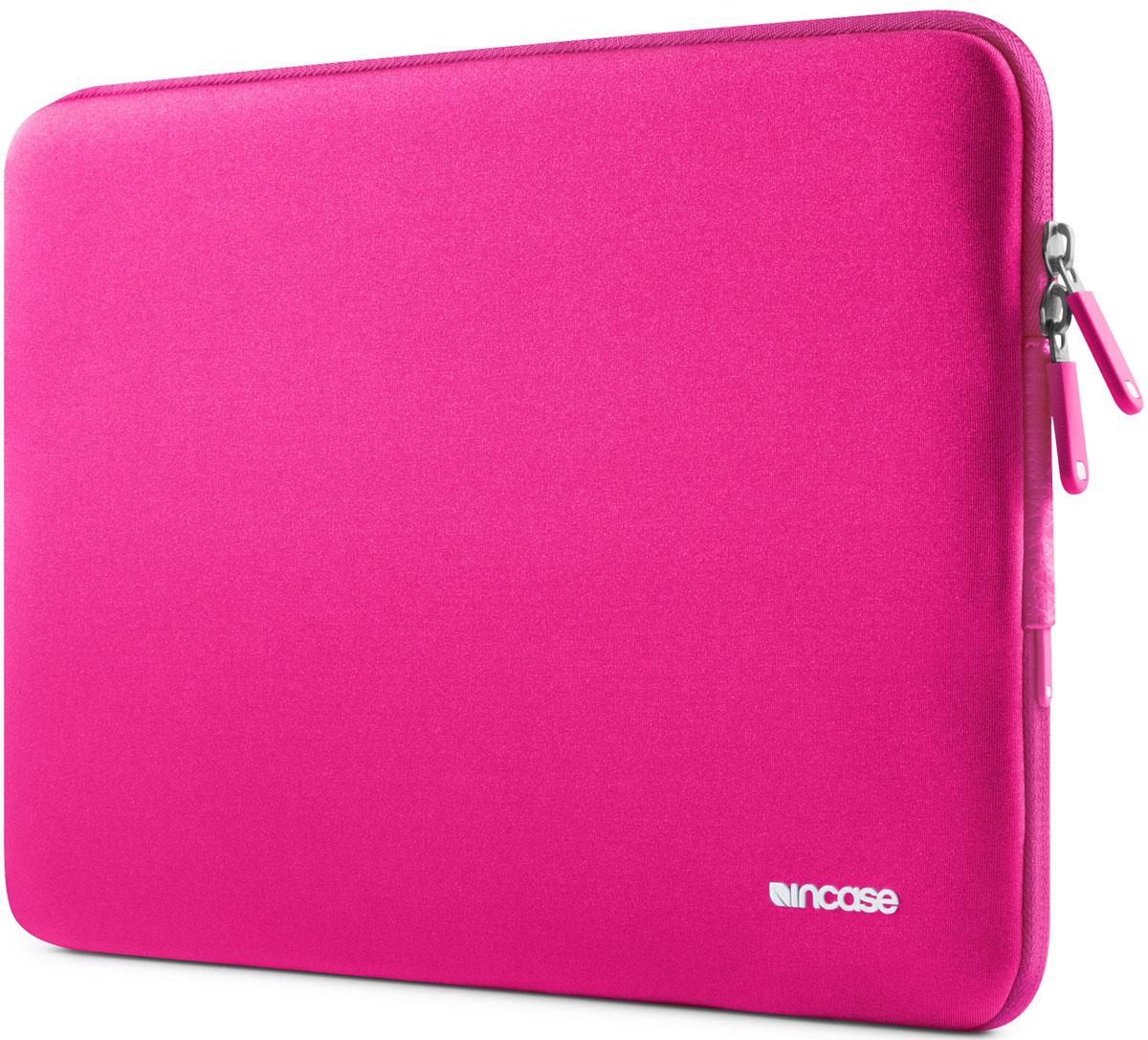 """Incase Neoprene Pro Sleeve ����� ��� Apple MacBook Pro 13"""", Hot Magenta"""