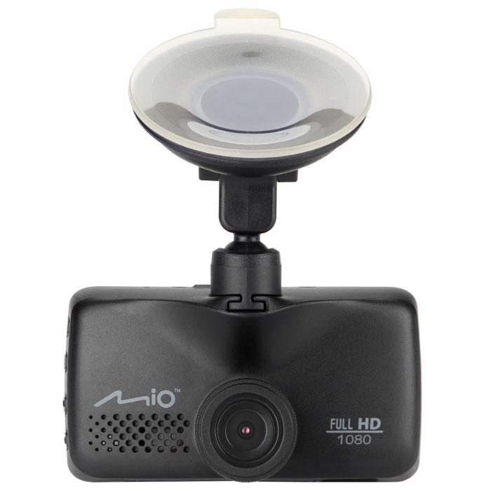 Mio MiVue 626, Black видеорегистратор5415N4890030Автомобильный видеорегистратор Mio MiVue 626 записывает видео в Full HD разрешении, а наличие двух слотов под карты памяти позволяет чувствовать себя увереннее в непредвиденных ситуациях на дороге и осуществлять резервное копирование. Хранитель экрана (HUD) Чтобы не отвлекать вас во время вождения, на дисплее будет показано только точное время и режим записи. Устройство оснащено двумя слотами под карты памяти, что позволит вам в случае необходимости скопировать файлы на дополнительную карту. Широкий угол обзора 140° позволяет получить полную картину всегда и везде. Ручная установка экспозиции видеорегистратора позволяет в сложных условиях освещённости, таких как снегопад или яркие солнечные лучи, регулировать яркость видео. Передовая оптическая система состоит из 5 высококачественных стеклянных линз и инфракрасного фильтра. Они пропускают больше света и создают более яркую и чёткую картинку. Теперь...