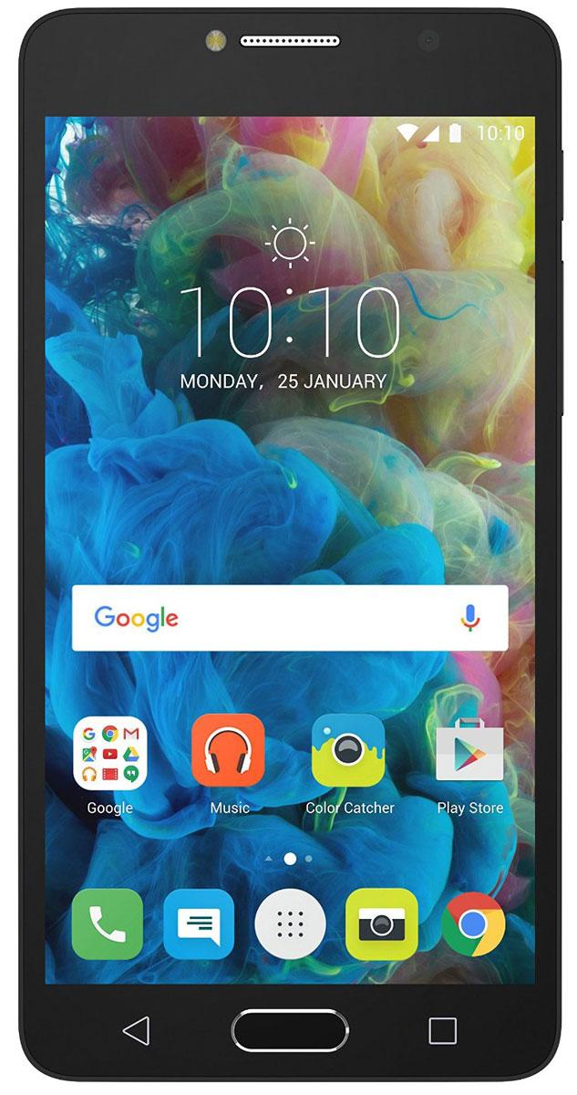 Alcatel OT-5095K POP 4S, Black Grey5095K-2DALRU1Оставайтесь в центре внимания! Alcatel POP4S - это идеальный смартфон для тех, кто хочет выделиться из толпы и заявить о себе. Тонкий корпус, красивые плавные линии и Full HD IPS - экран с полной ламинацией делают его по- настоящему привлекательным. Благодаря 13-мегапиксельной камере и широкоугольному объективу POP4S вы сможете запечатлеть важные моменты, как, впрочем и создать их. Заряда вам хватит на долго благодаря аккумулятору с высоким запасом ёмкости - 2960 мАч. Пользуйтесь параллельно несколькими приложениями и всегда оставайтесь на связи с близкими людьми благодаря мощному 8-ядерному процессору и поддержке 4G. Hi-Fi звучание и безупречный стиль наушников JBL дарят особенное удовольствие от прослушивания музыки и просмотра видео. Благодаря сканеру отпечатков пальцев вы можете быть уверены в безопасности своих данных — 24 часа в сутки, 7 дней в неделю. Телефон сертифицирован EAC и имеет русифицированную...