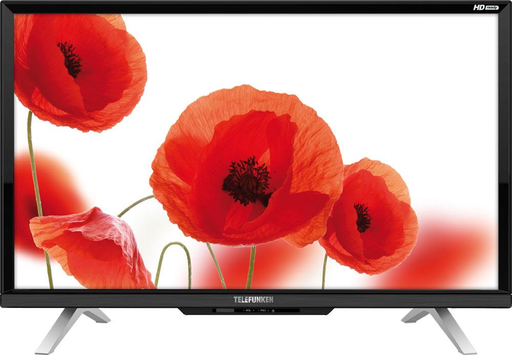 Telefunken TF-LED28S19, Black телевизор