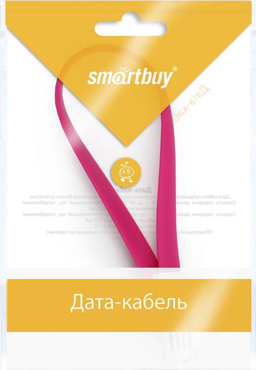 Smartbuy iK-502m, Pink дата-кабель USB-8-pin (0,2 м)iK-502m pinkКабель Smartbuy iK-502m, для подключения устройств Apple к USB-порту компьютера или зарядки. Позволяет производить быструю зарядку электронного устройства и обеспечивает надежную синхронизацию с PC или Mac.