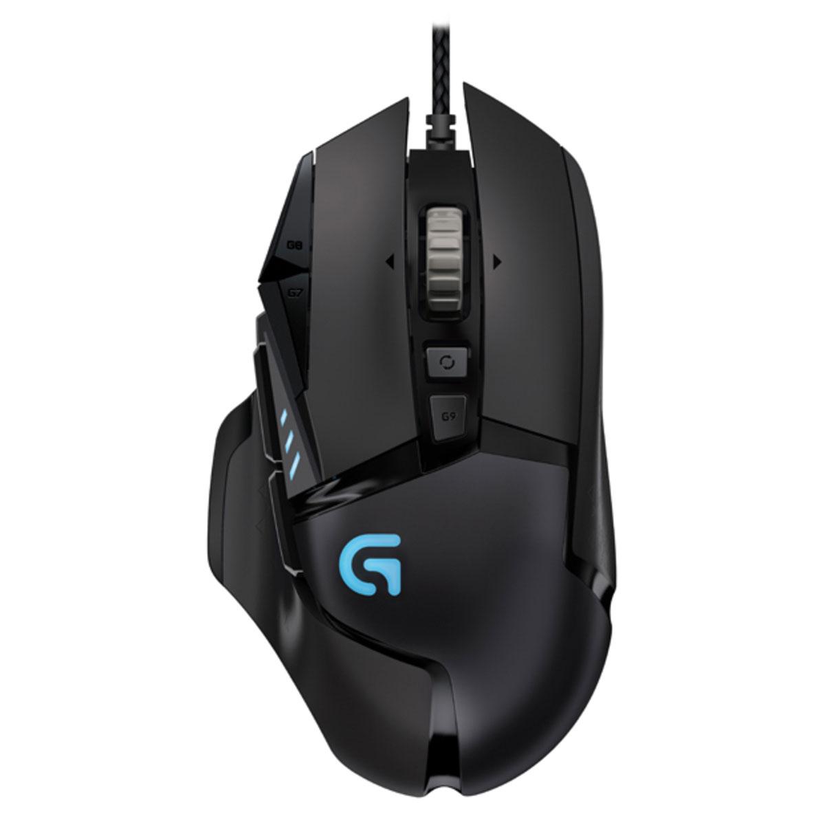 Logitech G502 Proteus Spectrum игровая мышь