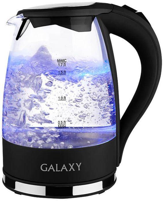 Galaxy GL 0552 электрочайник4630003364098Техника для приготовления горячих напитков GALAXY отвечает всем современным требованиям надежности и безопасности. При ее производстве используются только высококачественные и экологически безопасные материалы, а также нагревательные элементы и контроллеры высокого класса надежности. Среди разнообразия моделей каждая будет служить вам долгие годы, наполняя ваш быт комфортом!