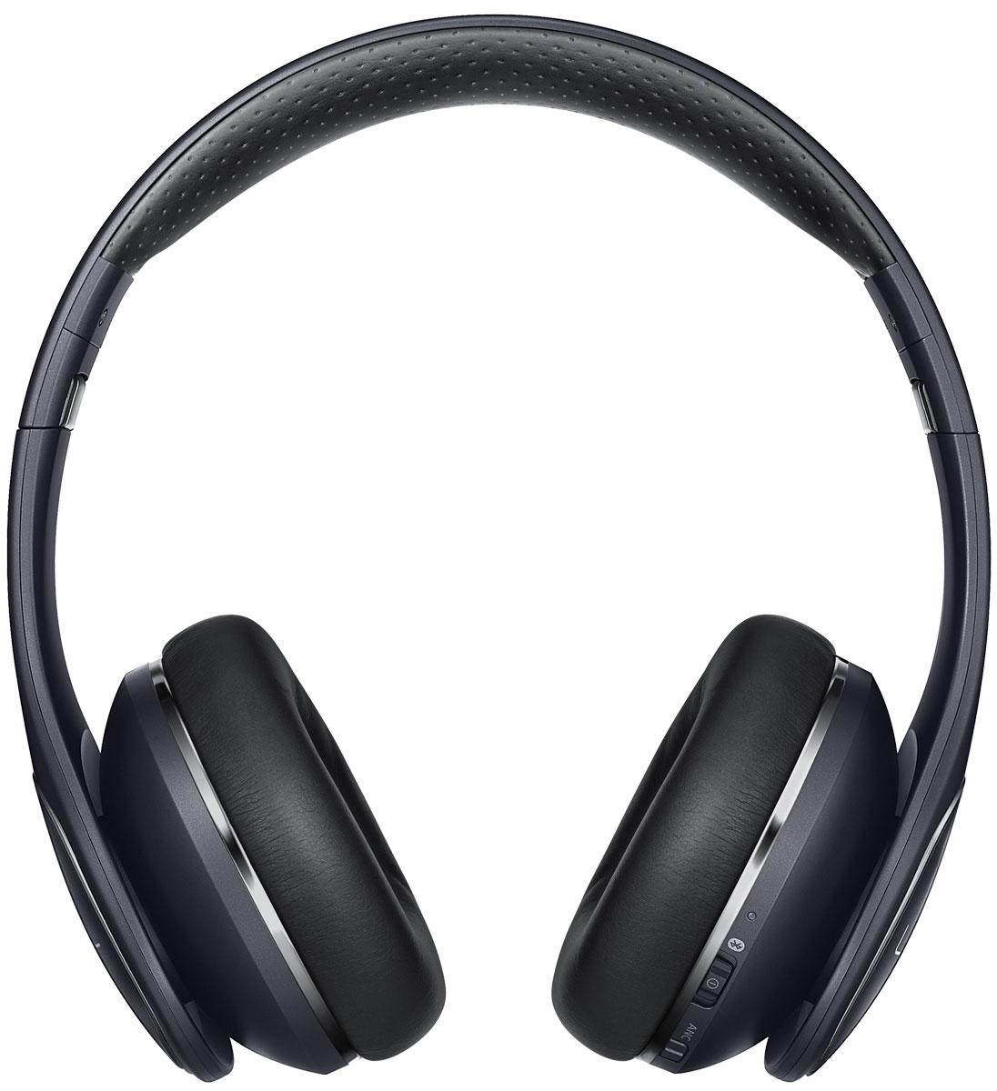 Samsung EO-PN920 Level On Pro, Black беспроводные наушникиEO-PN920CBEGRUНаслаждайтесь великолепным звуком ультравысокого качества c беспроводными наушниками Samsung Level On Pro, звуком, превосходящим даже качество Audio CD. Используя новый кодек UHQ-BT, эти наушники позволяют вам насладиться более богатым и сбалансированным звучанием вашей любимой музыки. Samsung Level On Pro не только обеспечивают звук студийного качества, но и оснащены функцией активного шумоподавления (Active Noise Cancelation, ANC). Четыре встроенных микрофона, по два на каждом наушнике, гарантируют точное распределение звука. С помощью сенсорной панели наушников вы можете управлять самыми различными функциями, не пользуясь при этом кнопками управления подключенного к Samsung Level On Pro устройства: регулировать громкость звука, управлять воспроизведением музыки, принимать и отклонять вызовы. Есть необходимость услышать, что происходит вокруг вас? Воспользуйтесь режимом Talk-in для получения звука от одного из внешних микрофонов,...