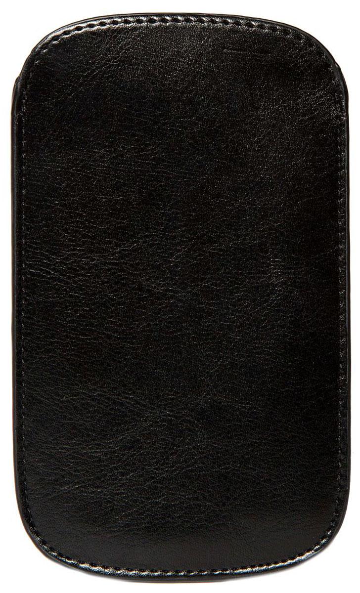 Mitya Veselkov кожаный чехол для Apple iPhone 6/6s, BlackIP6.МITYA-225Оденьте свой любимый iPhone! Кожаный чехол Mitya Veselkov для вашего Apple iPhone 6/6s - это не просто средство защиты от царапин и внешних повреждений, но и модный аксессуар, который сделает ваш образ завершенным.