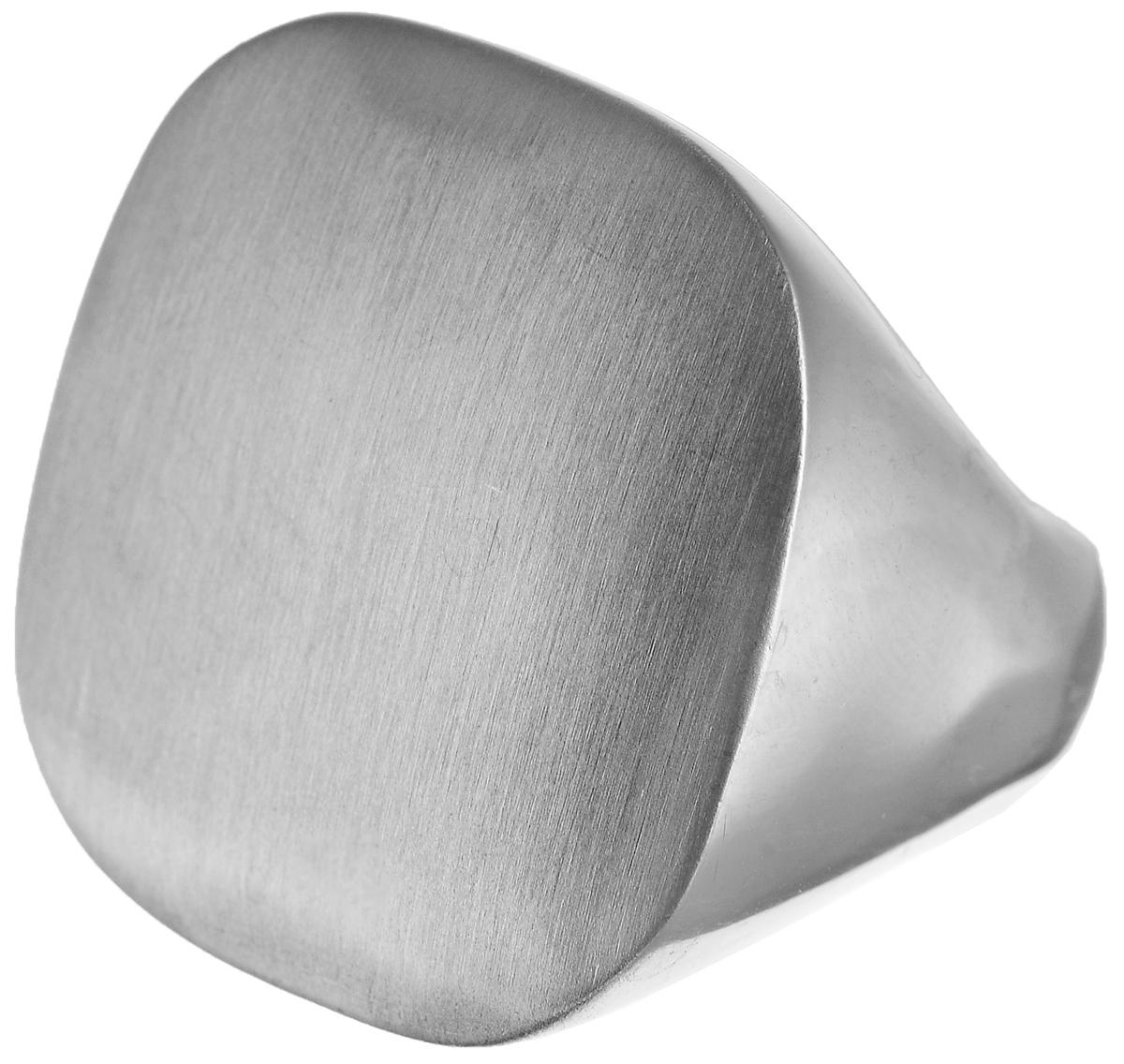 Кольцо Polina Selezneva, цвет: серебристый. DG-0012. Размер 20DG-0012Оригинальное кольцо Polina Selezneva выполнено из металлического сплава. Оформлено изделие в форме квадрата с закругленными краями. Такое кольцо это блестящее завершение вашего неповторимого, смелого образа и отличный подарок для ценительницы необычных украшений!