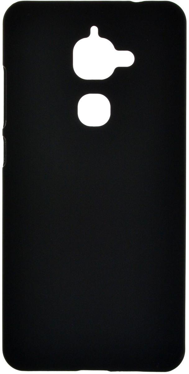 SkinBox 4People чехол для LeEco Le2, Black + защитная пленка2000000098739Чехол Skinbox для LeEco Le2 надежно защищает ваш смартфон от внешних воздействий, грязи, пыли, брызг. Он также поможет при ударах и падениях, не позволив образоваться на корпусе царапинам и потертостям. Чехол обеспечивает свободный доступ ко всем функциональным кнопкам смартфона и камере. Чехол Skinbox - это стильная и элегантная деталь вашего образа, которая всегда обращает на себя внимание среди множества вещей.