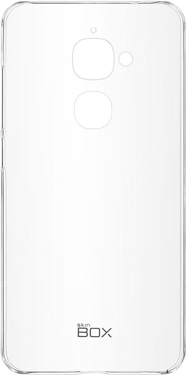 SkinBox Crystal 4People чехол для LeEco Le2, прозрачный