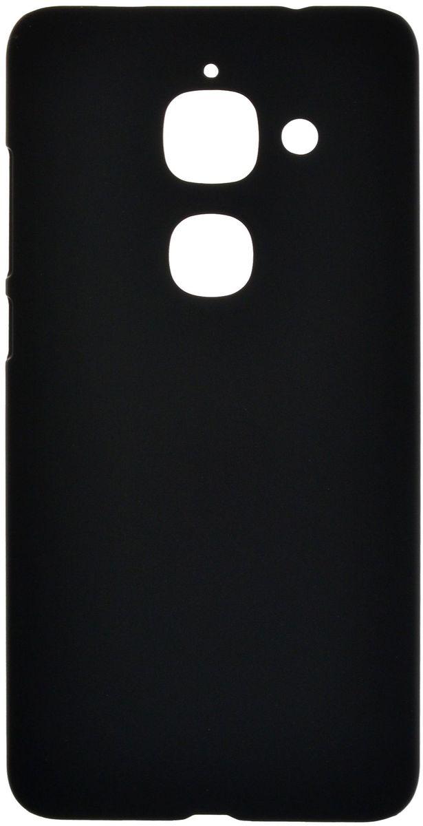 SkinBox 4People чехол для LeEco Le Max 2, Black + защитная пленка2000000098753Чехол Skinbox для LeEco Le Max 2 надежно защищает ваш смартфон от внешних воздействий, грязи, пыли, брызг. Он также поможет при ударах и падениях, не позволив образоваться на корпусе царапинам и потертостям. Чехол обеспечивает свободный доступ ко всем функциональным кнопкам смартфона и камере. Чехол Skinbox - это стильная и элегантная деталь вашего образа, которая всегда обращает на себя внимание среди множества вещей.