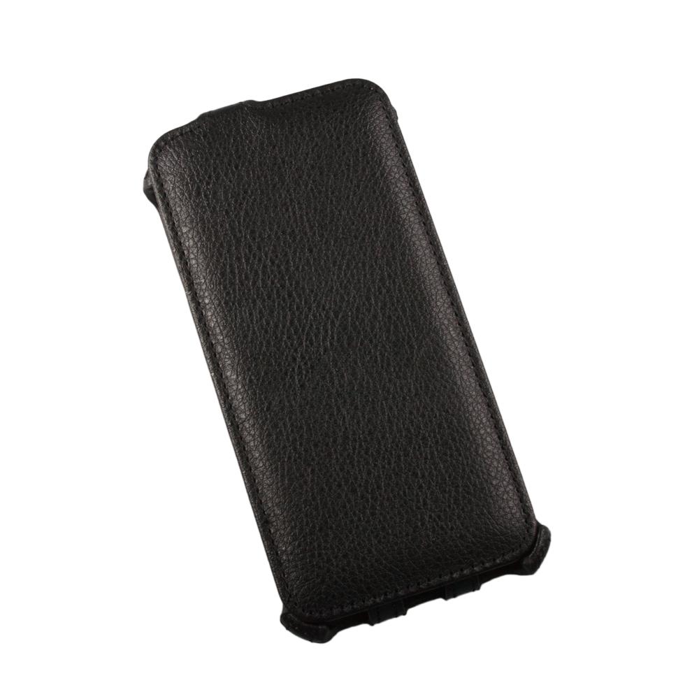 Liberty Project чехол-флип для Samsung Galaxy S6, Black liberty project чехол флип для huawei ascend p7 black