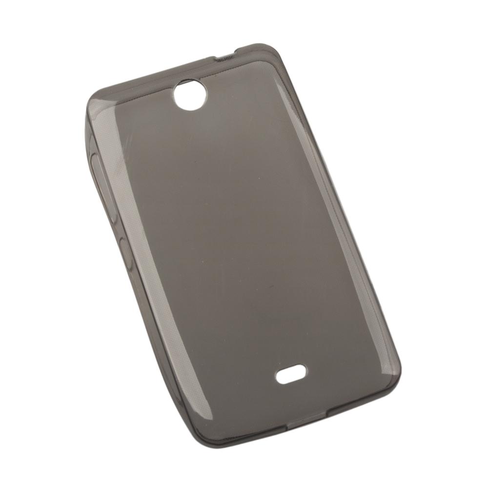 Liberty Project чехол для Microsoft Lumia 430, Clear Black0L-00002351Чехол Liberty Project для Microsoft Lumia 430 надежно защищает ваш смартфон от внешних воздействий, грязи, пыли, брызг. Он также поможет при ударах и падениях, не позволив образоваться на корпусе царапинам и потертостям. Чехол обеспечивает свободный доступ ко всем разъемам и кнопкам устройства.