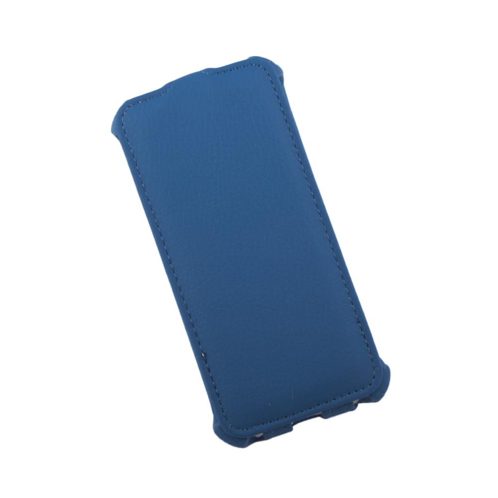 Liberty Project чехол-флип для Apple iPhone 5/5s, Blue0L-00002591Флип-чехол Liberty Project для Apple iPhone 5/5s надежно защищает ваш смартфон от внешних воздействий, грязи, пыли, брызг. Он также поможет при ударах и падениях, не позволив образоваться на корпусе царапинам и потертостям. Чехол обеспечивает свободный доступ ко всем функциональным кнопкам смартфона и камере.