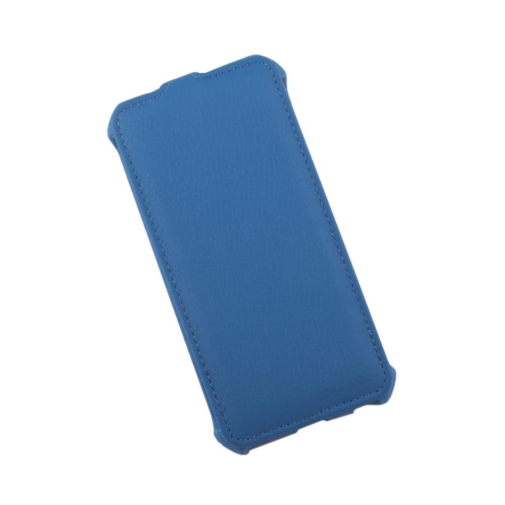 Liberty Project чехол-флип для Apple iPhone 6/6s, Blue0L-00002595Флип-чехол Liberty Project для Apple iPhone 6/6s надежно защищает ваш смартфон от внешних воздействий, грязи, пыли, брызг. Он также поможет при ударах и падениях, не позволив образоваться на корпусе царапинам и потертостям. Чехол обеспечивает свободный доступ ко всем функциональным кнопкам смартфона и камере.