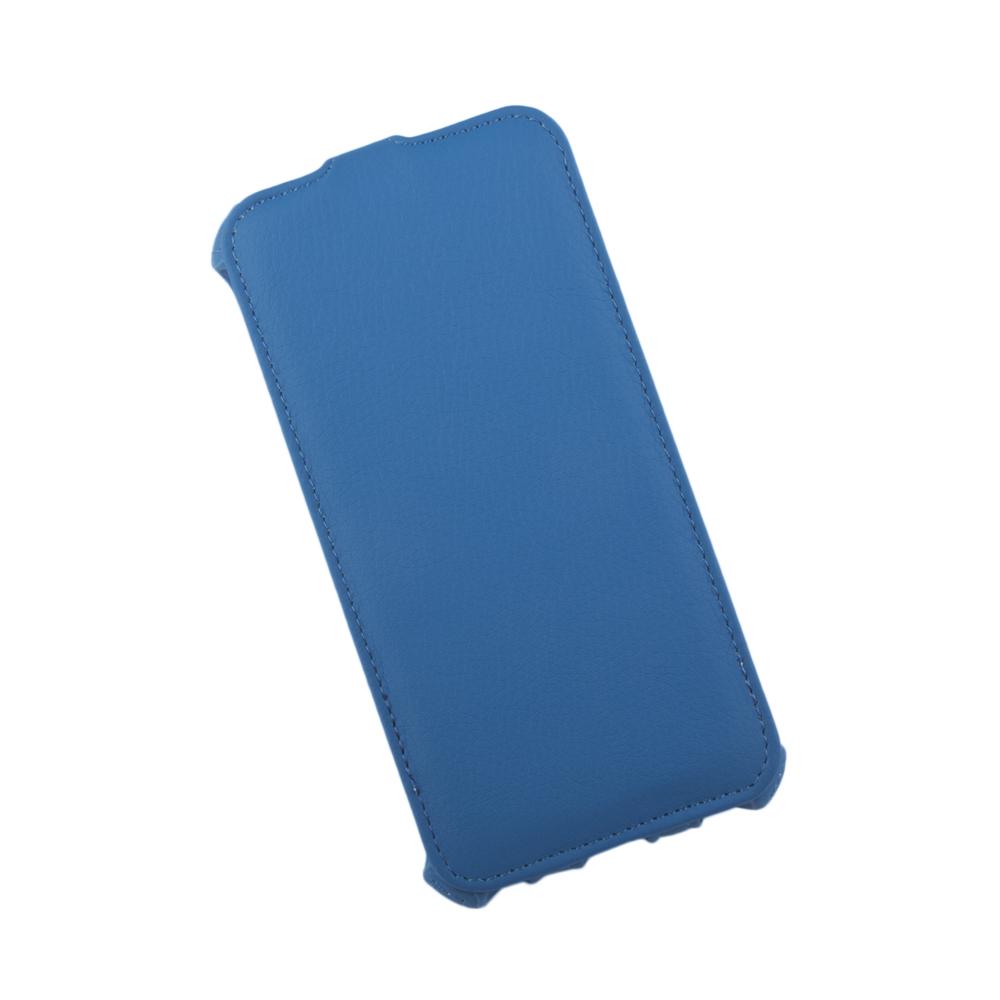 Liberty Project чехол-флип для Apple iPhone 6 Plus/6s Plus, Blue0L-00002599Флип-чехол Liberty Project для Apple iPhone 6 Plus/6s Plus надежно защищает ваш смартфон от внешних воздействий, грязи, пыли, брызг. Он также поможет при ударах и падениях, не позволив образоваться на корпусе царапинам и потертостям. Обеспечивает свободный доступ ко всем разъемам и элементам управления.