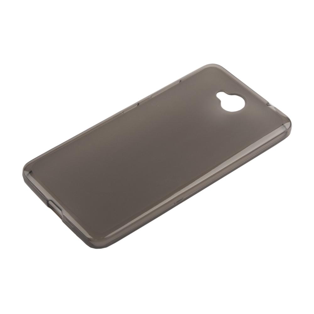 Liberty Project чехол для Microsoft Lumia 650, Clear Black0L-00027287Чехол Liberty Project для Microsoft Lumia 650 надежно защищает ваш смартфон от внешних воздействий, грязи, пыли, брызг. Он также поможет при ударах и падениях, не позволив образоваться на корпусе царапинам и потертостям. Чехол обеспечивает свободный доступ ко всем разъемам и кнопкам устройства.
