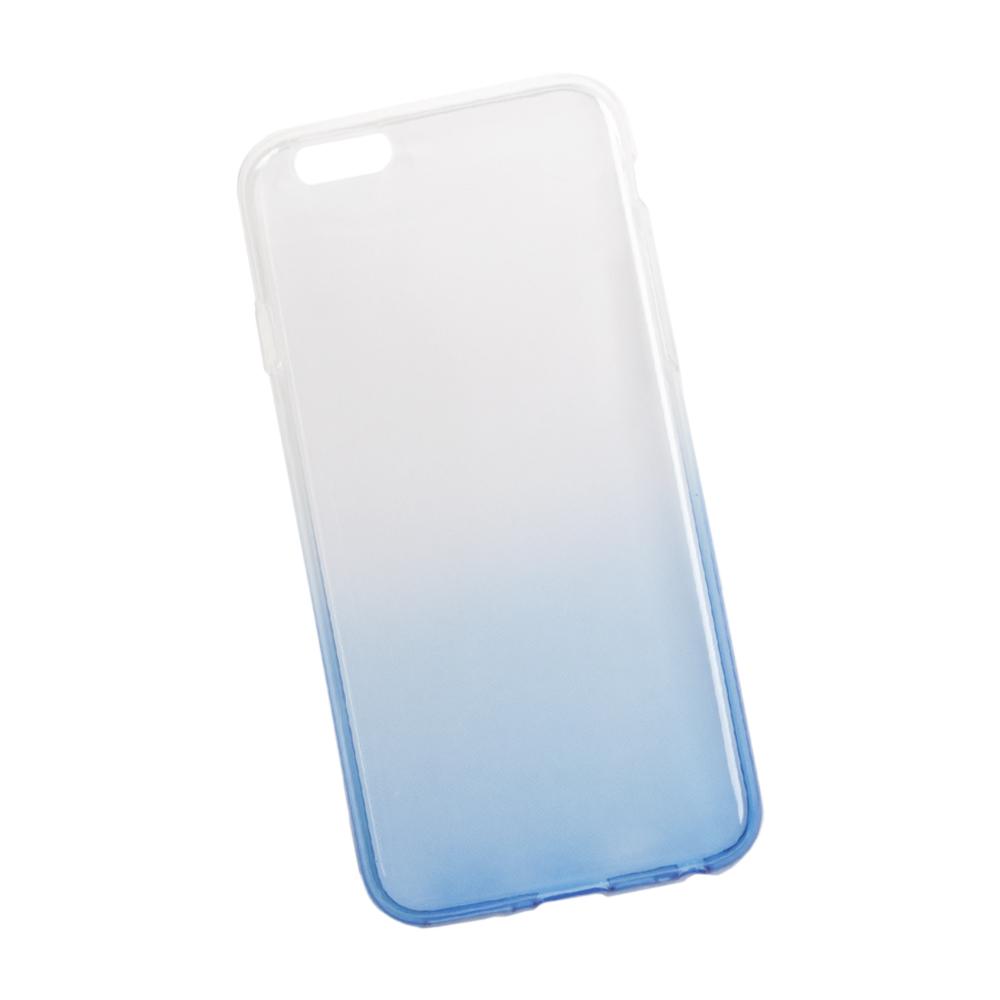 Liberty Project чехол для Apple iPhone 6/6s, White Blue0L-00027384Чехол Liberty Project для Apple iPhone 6/6s надежно защищает ваш смартфон от внешних воздействий, грязи, пыли, брызг. Он также поможет при ударах и падениях, не позволив образоваться на корпусе царапинам и потертостям. Чехол обеспечивает свободный доступ ко всем разъемам и кнопкам устройства.