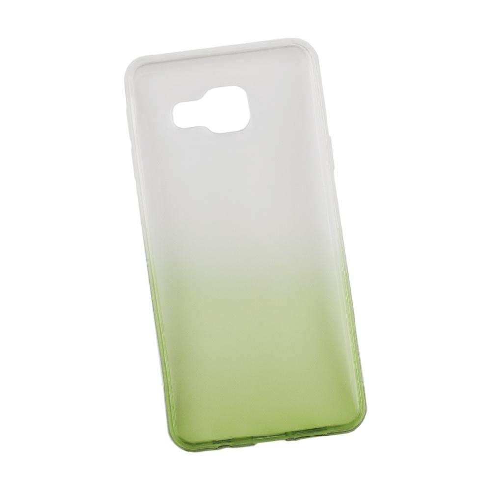 Liberty Project чехол для Samsung Galaxy A3 2016, White Green0L-00027389Чехол Liberty Project для Samsung Galaxy A3 (2016) надежно защищает ваш смартфон от внешних воздействий, грязи, пыли, брызг. Он также поможет при ударах и падениях, не позволив образоваться на корпусе царапинам и потертостям. Чехол обеспечивает свободный доступ ко всем разъемам и кнопкам устройства.