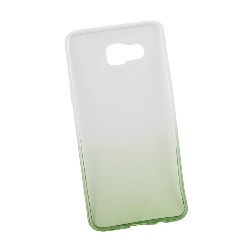 Liberty Project чехол для Samsung Galaxy A5 2016, White Green0L-00027393Чехол Liberty Project для Samsung Galaxy A5 (2016) надежно защищает ваш смартфон от внешних воздействий, грязи, пыли, брызг. Он также поможет при ударах и падениях, не позволив образоваться на корпусе царапинам и потертостям. Чехол обеспечивает свободный доступ ко всем разъемам и кнопкам устройства.