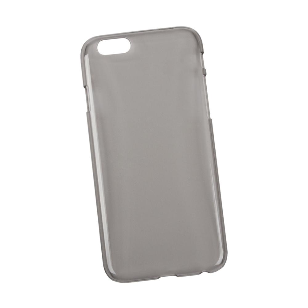 Liberty Project чехол для Apple iPhone 6/6s, Black (0,5 мм)0L-00027403Чехол Liberty Project для Apple iPhone 6/6s надежно защищает ваш смартфон от внешних воздействий, грязи, пыли, брызг. Он также поможет при ударах и падениях, не позволив образоваться на корпусе царапинам и потертостям. Чехол обеспечивает свободный доступ ко всем разъемам и кнопкам устройства.