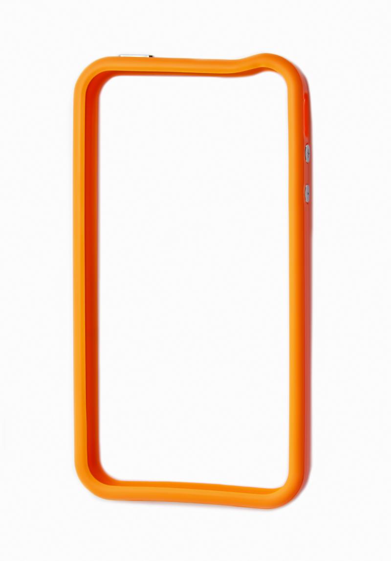 Liberty Project Bumpers чехол для Apple iPhone 4/4S, OrangeCD020792Бампер Liberty Project Bumpers для Apple iPhone 4/4S защитит ваш гаджет от механических повреждений. Чехол имеет свободный доступ ко всем разъемам и клавишам устройства.
