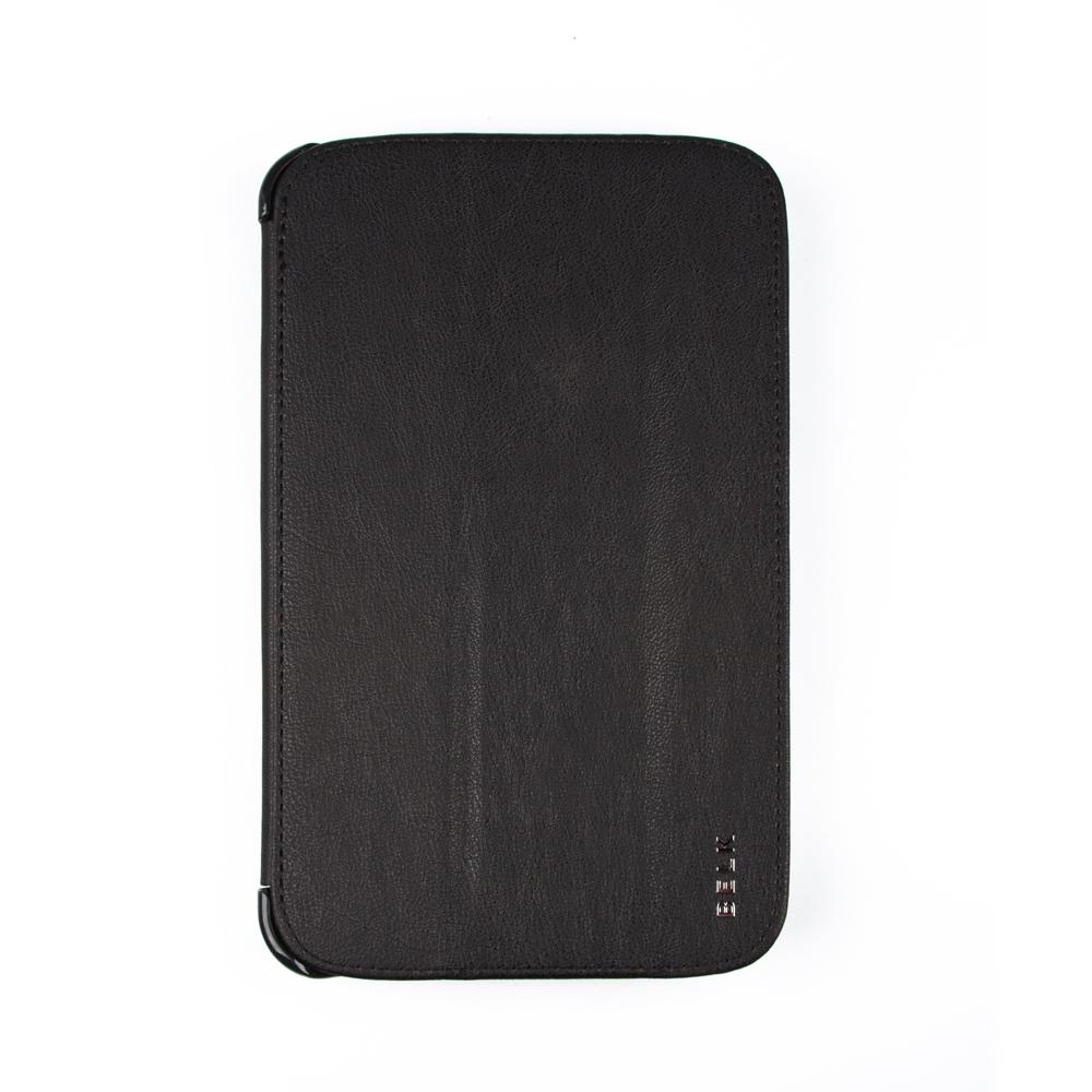 Belk чехол для Samsung Galaxy Tab 3 7.0, BlackR0000328Чехол Belk для Samsung Galaxy Tab 3 7.0 надежно защищает ваш планшет от внешних воздействий, грязи, пыли, брызг. Он также поможет при ударах и падениях, не позволив образоваться на корпусе царапинам и потертостям. Чехол обеспечивает свободный доступ ко всем разъемам и кнопкам устройства.
