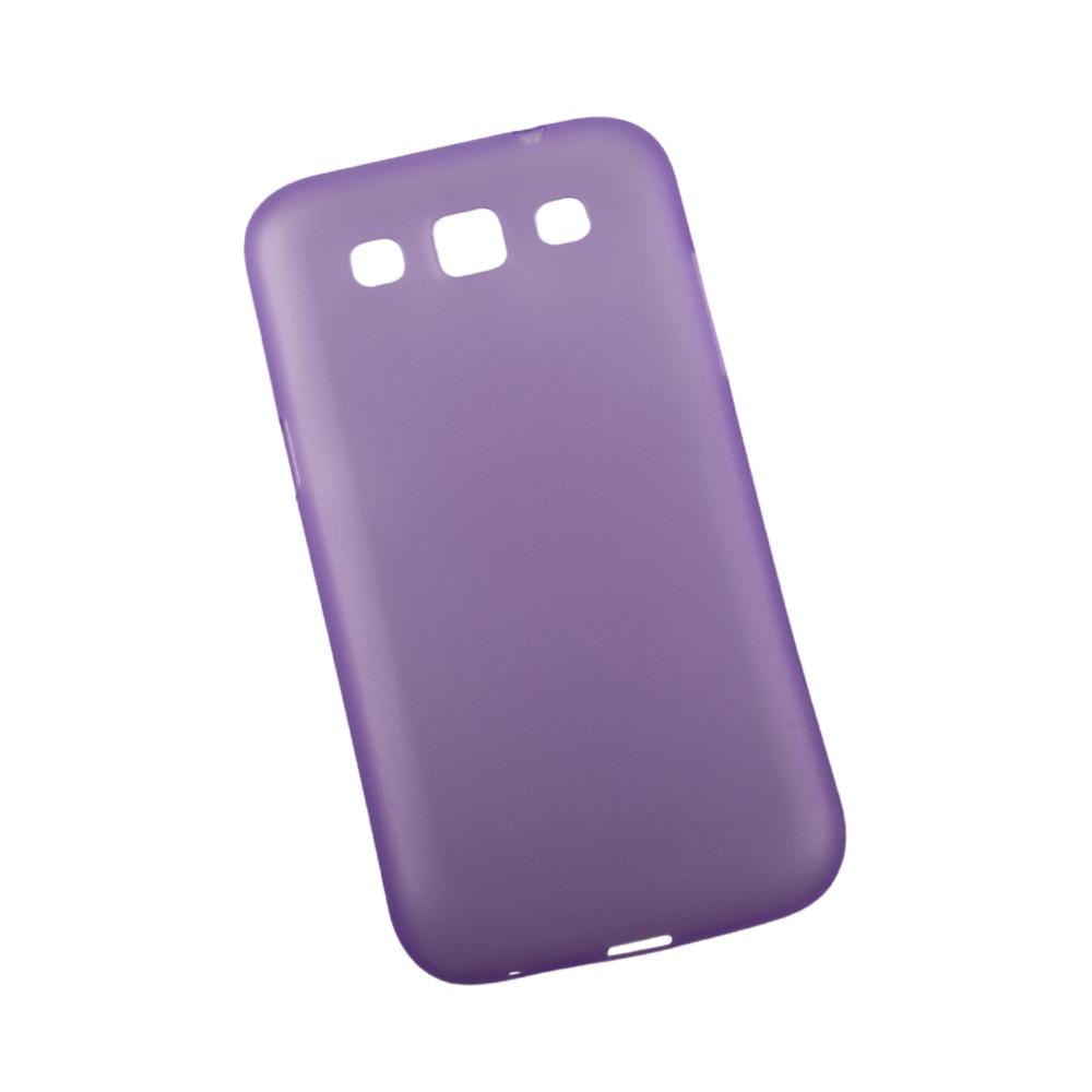 Liberty Project чехол для Samsung Galaxy Win, PurpleR0003147Чехол Liberty Project для Samsung Galaxy Win надежно защищает ваш смартфон от внешних воздействий, грязи, пыли, брызг. Он также поможет при ударах и падениях, не позволив образоваться на корпусе царапинам и потертостям. Чехол обеспечивает свободный доступ ко всем разъемам и кнопкам устройства.