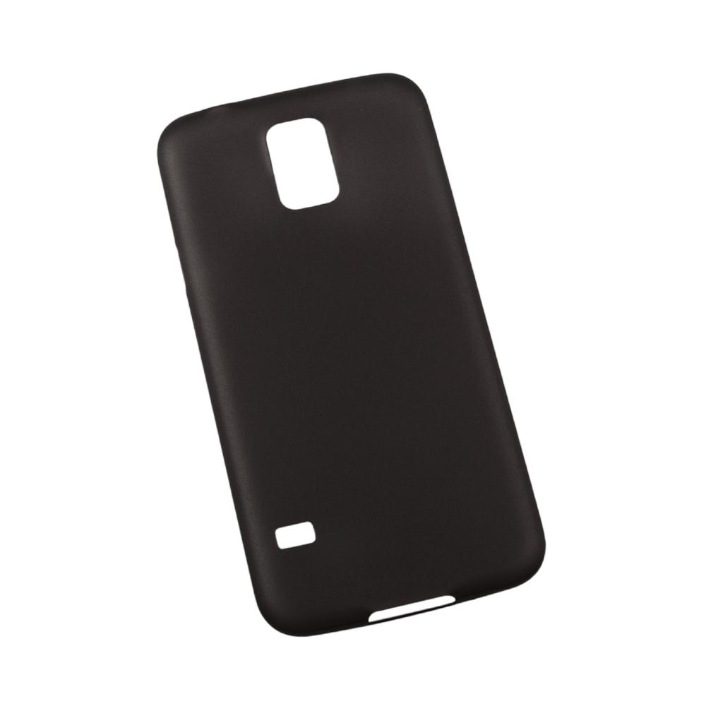 Liberty Project чехол для Samsung Galaxy S5, Black (0,4 мм)R0003166Чехол Liberty Project для Samsung Galaxy S5 надежно защищает ваш смартфон от внешних воздействий, грязи, пыли, брызг. Он также поможет при ударах и падениях, не позволив образоваться на корпусе царапинам и потертостям. Чехол обеспечивает свободный доступ ко всем разъемам и кнопкам устройства.