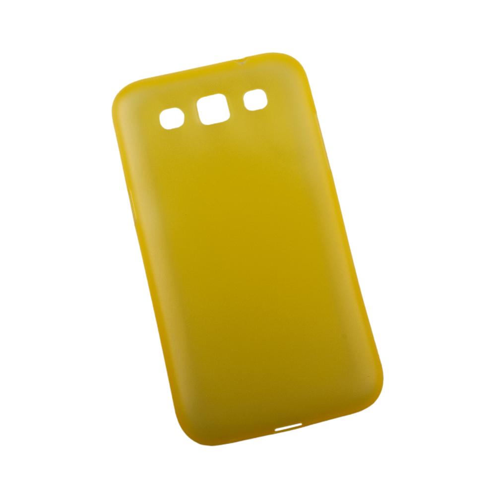 Liberty Project чехол для Samsung Galaxy Win, YellowR0003179Чехол Liberty Project для Samsung Galaxy Win надежно защищает ваш смартфон от внешних воздействий, грязи, пыли, брызг. Он также поможет при ударах и падениях, не позволив образоваться на корпусе царапинам и потертостям. Чехол обеспечивает свободный доступ ко всем разъемам и кнопкам устройства.