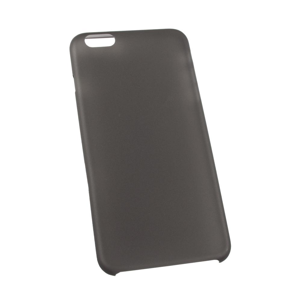 Liberty Project чехол для Apple iPhone 6 Plus/6s Plus, Black (0,4 мм)R0006390Чехол Liberty Project для Apple iPhone 6 Plus/6s Plus надежно защищает ваш смартфон от внешних воздействий, грязи, пыли, брызг. Он также поможет при ударах и падениях, не позволив образоваться на корпусе царапинам и потертостям. Чехол обеспечивает свободный доступ ко всем разъемам и кнопкам устройства.