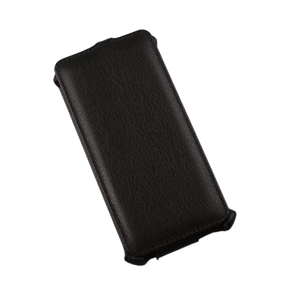 Liberty Project чехол-флип для Fly iQ4414, BlackR0007570Флип-чехол Liberty Project для Fly iQ4414 надежно защищает ваш смартфон от внешних воздействий, грязи, пыли, брызг. Он также поможет при ударах и падениях, не позволив образоваться на корпусе царапинам и потертостям. Обеспечивает свободный доступ ко всем разъемам и элементам управления.