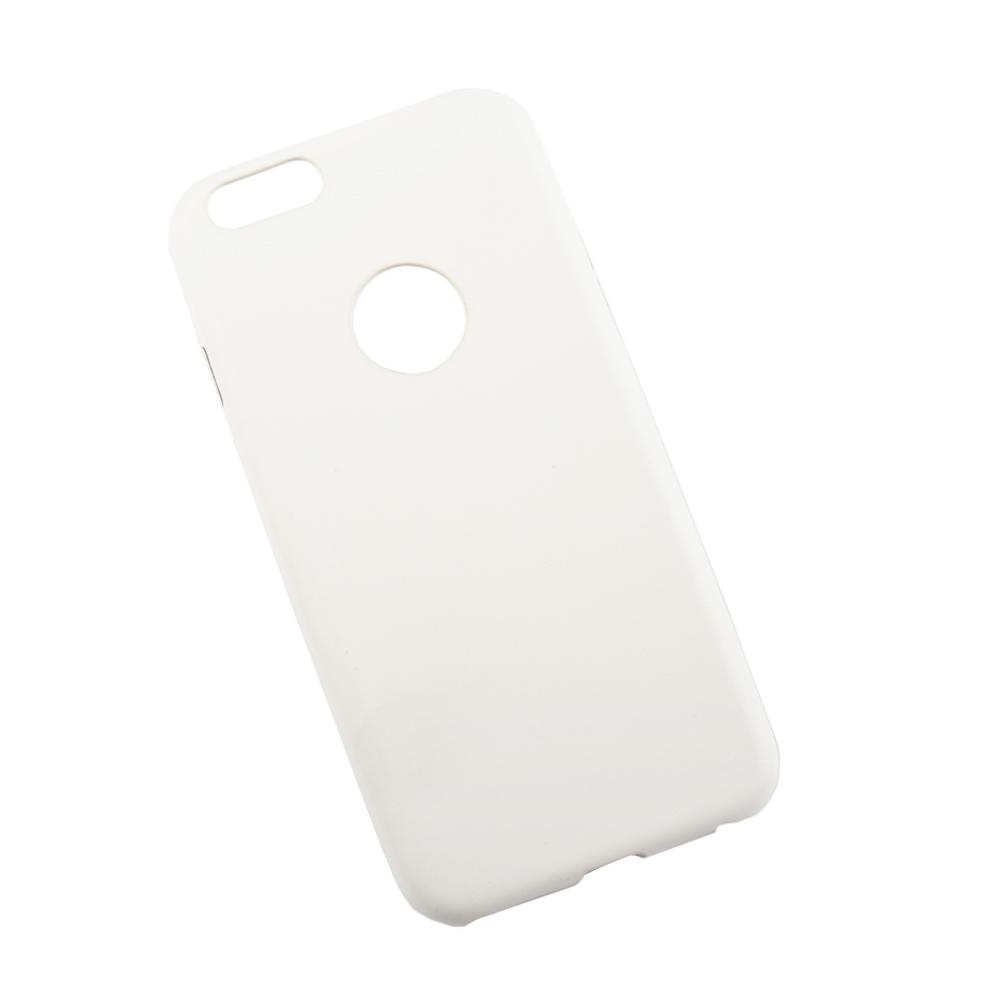 Liberty Project чехол для Apple iPhone 6/6s, WhiteR0007652Чехол Liberty Project для Apple iPhone 6/6s надежно защищает ваш смартфон от внешних воздействий, грязи, пыли, брызг. Он также поможет при ударах и падениях, не позволив образоваться на корпусе царапинам и потертостям. Чехол обеспечивает свободный доступ ко всем разъемам и кнопкам устройства.