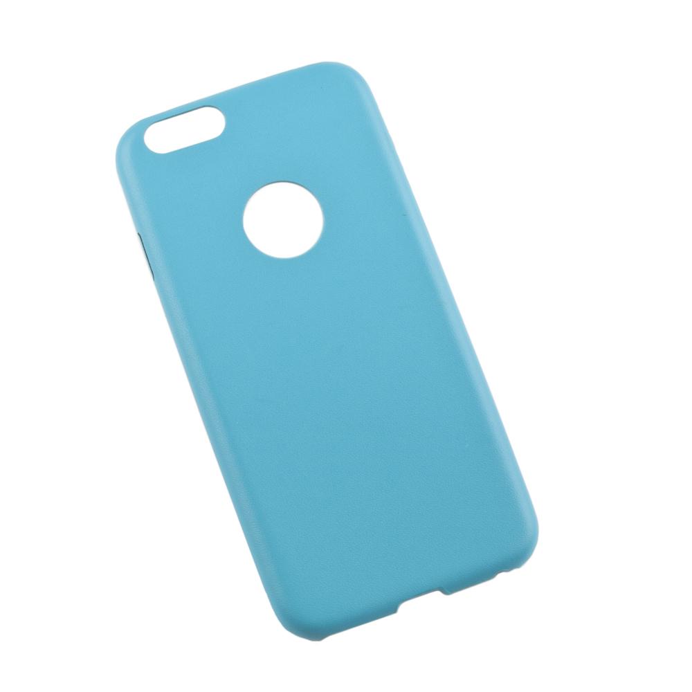 Liberty Project чехол для Apple iPhone 6/6s, BlueR0007655Чехол Liberty Project для Apple iPhone 6/6s надежно защищает ваш смартфон от внешних воздействий, грязи, пыли, брызг. Он также поможет при ударах и падениях, не позволив образоваться на корпусе царапинам и потертостям. Чехол обеспечивает свободный доступ ко всем разъемам и кнопкам устройства.