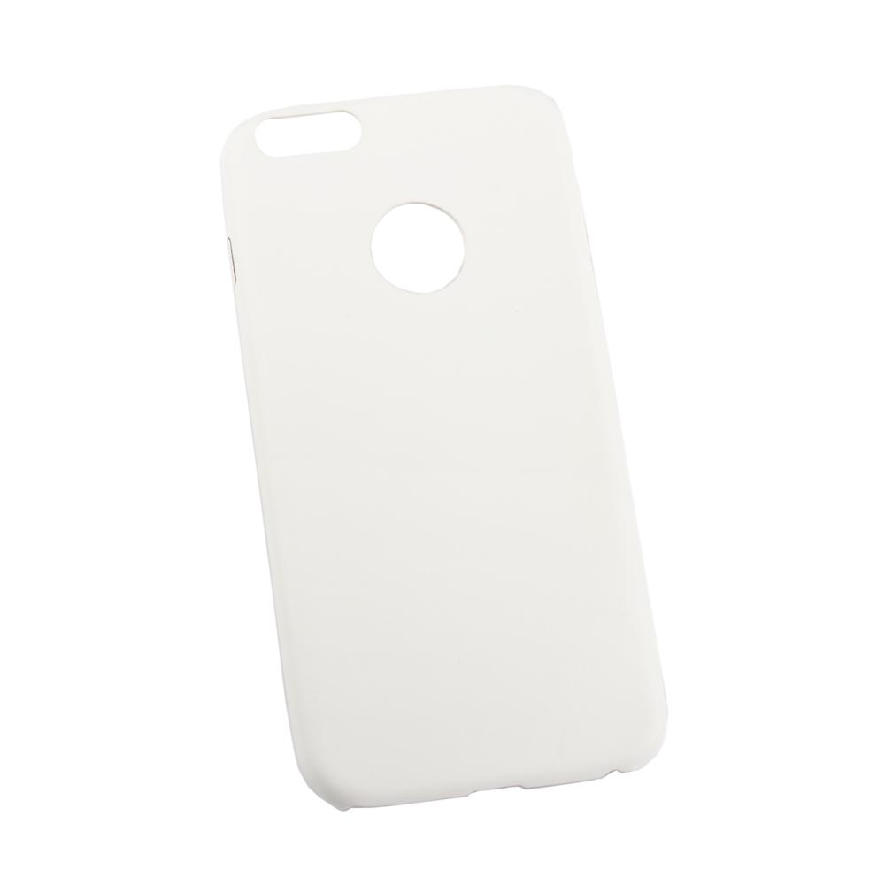 Liberty Project чехол для Apple iPhone 6 Plus/6s Plus, WhiteR0007658Чехол Liberty Project для Apple iPhone 6 Plus/6s Plus надежно защищает ваш смартфон от внешних воздействий, грязи, пыли, брызг. Он также поможет при ударах и падениях, не позволив образоваться на корпусе царапинам и потертостям. Чехол обеспечивает свободный доступ ко всем разъемам и кнопкам устройства.