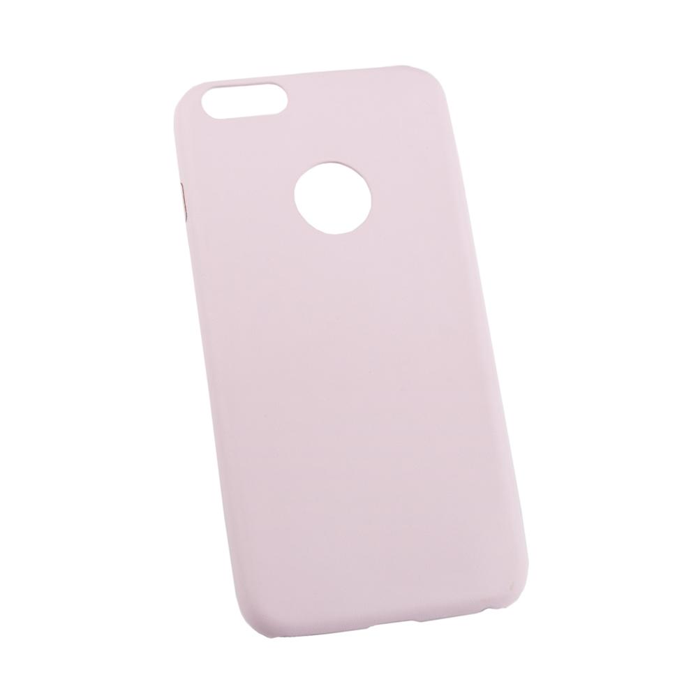 Liberty Project чехол для Apple iPhone 6 Plus/6s Plus, PinkR0007660Чехол Liberty Project для Apple iPhone 6 Plus/6s Plus надежно защищает ваш смартфон от внешних воздействий, грязи, пыли, брызг. Он также поможет при ударах и падениях, не позволив образоваться на корпусе царапинам и потертостям. Чехол обеспечивает свободный доступ ко всем разъемам и кнопкам устройства.