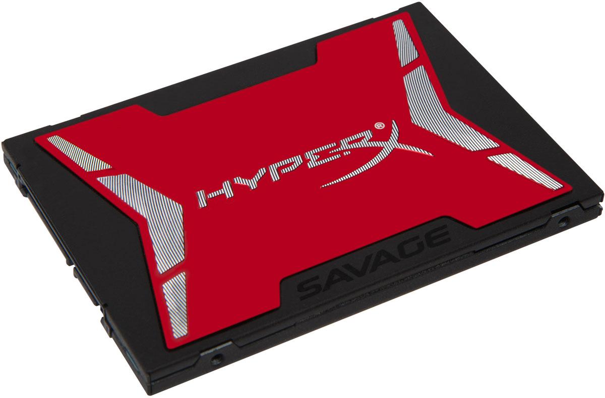 Kingston HyperX Savage 120Gb SSD накопитель (SHSS3B7A/120G)